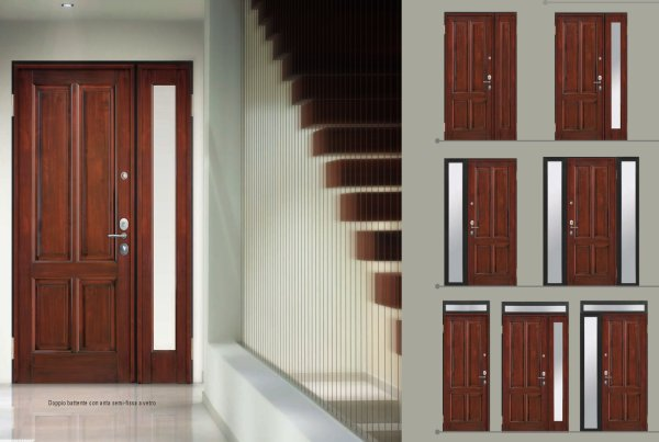 Porte porta padova portoncini blindati classe 4 - Porta blindata classe 4 ...
