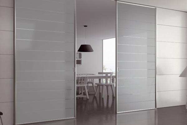 porte per cabine armadi in vetro