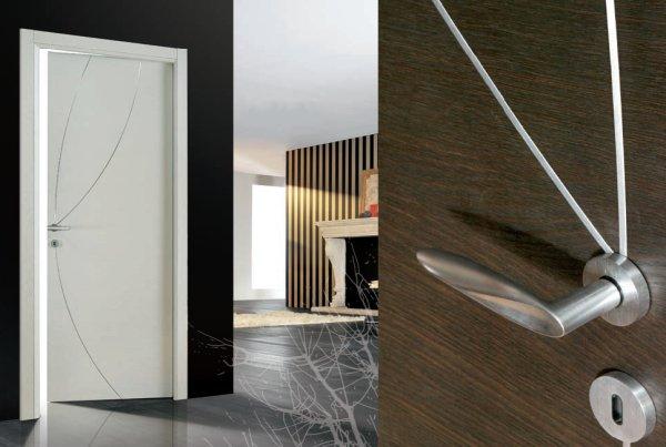 Porte porta per interno in legno tamburate padova - Porta tamburata legno ...