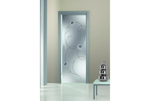 vetrate aristiche porte padova - Disegni Moderni Per Porte In Vetro